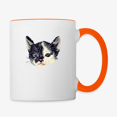 Double sided - Contrasting Mug