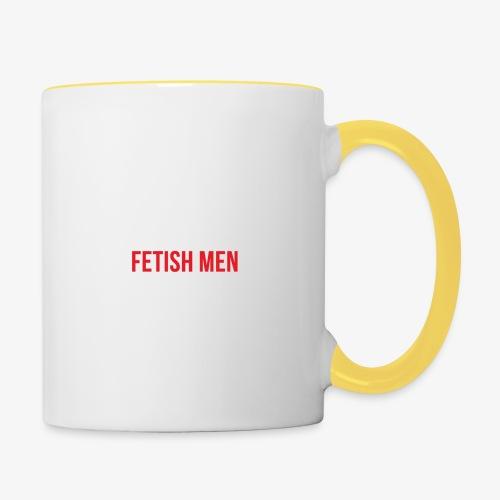 Copenhagen Fetish Men Jacket - Tofarvet krus