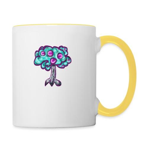 Neon Tree - Contrasting Mug