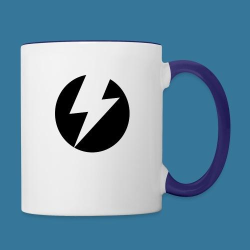 BlueSparks - Inverted - Contrasting Mug
