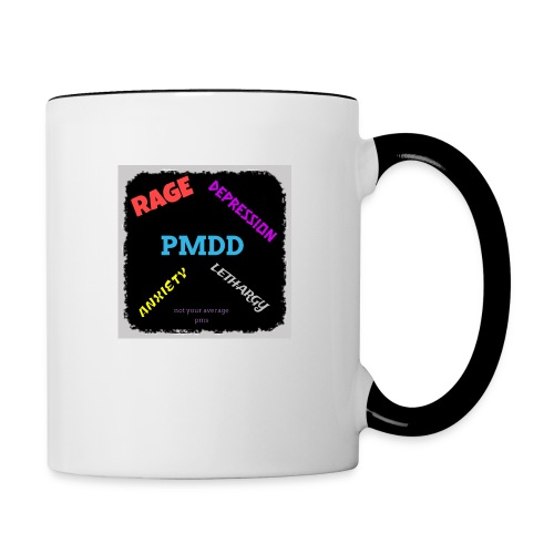 Pmdd symptoms - Contrasting Mug