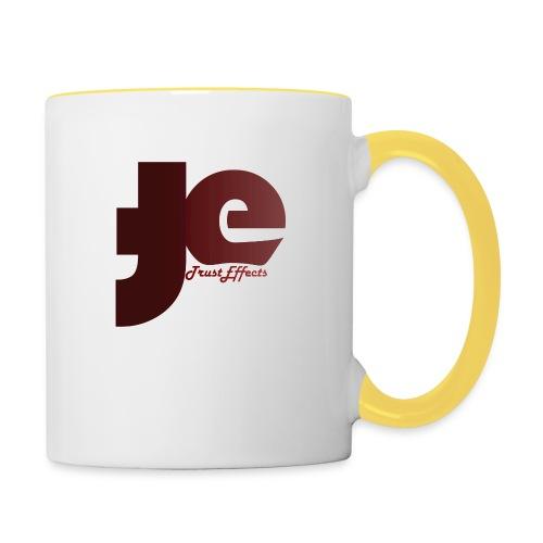 company logo - Contrasting Mug