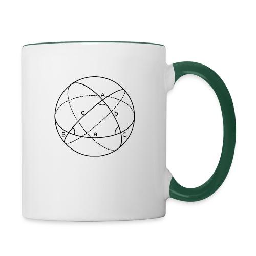 Genie - Tasse zweifarbig