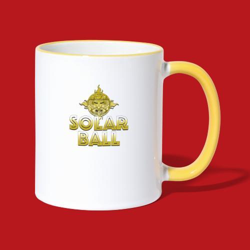 Solar Ball - Mug contrasté