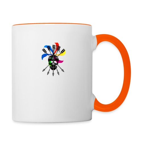 Blaky corporation - Taza en dos colores