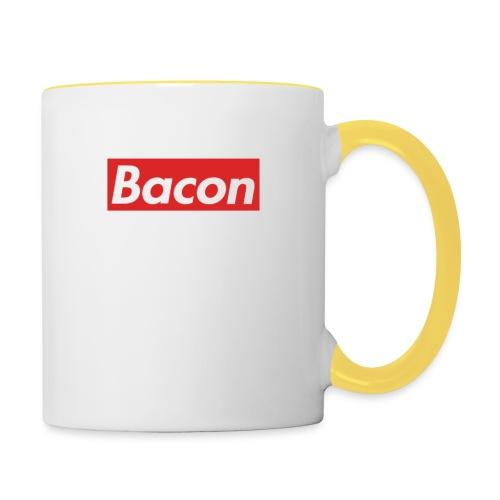 Bacon - Tvåfärgad mugg