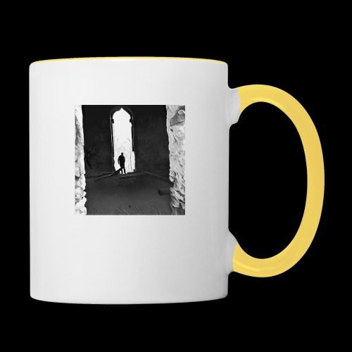 Misted Afterthought - Contrasting Mug