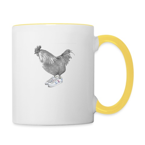 cocorico - Mug contrasté