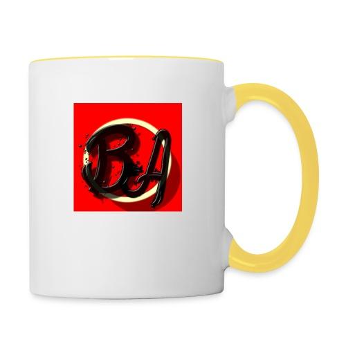 bentings - Tofarget kopp