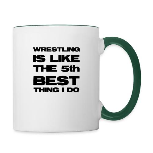 5thbest1 - Contrasting Mug