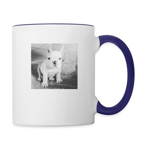 Billy Puppy - Mok tweekleurig