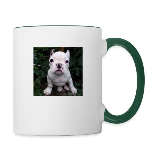 Billy Puppy 2 - Mok tweekleurig