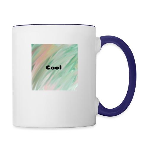 Cool - Tasse zweifarbig