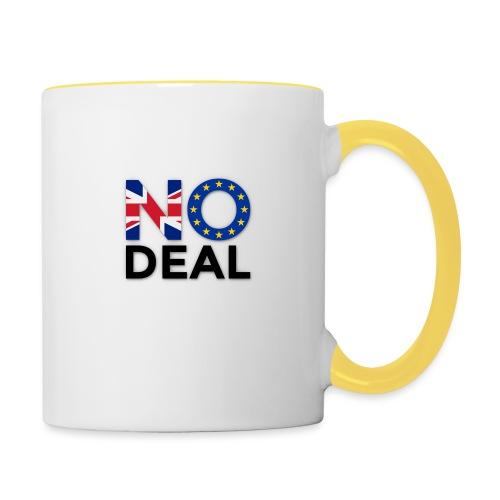 No Deal - Contrasting Mug