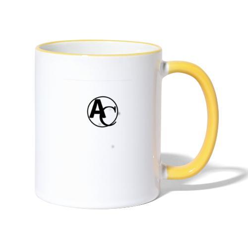 acronyme2 - Mug contrasté