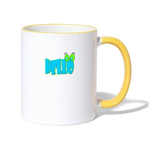 xts0102 - Mug contrasté