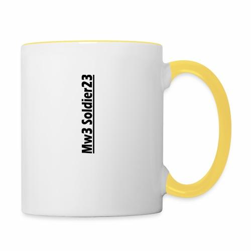 Mw3_Soldier23 - Contrasting Mug