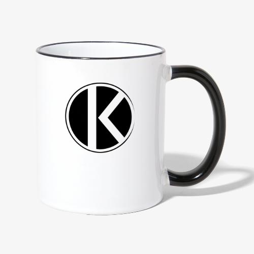 |K·CLOTHES| ORIGINAL SERIES - Taza en dos colores