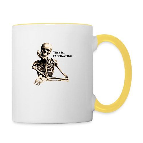 That Is Fascinating - Contrasting Mug