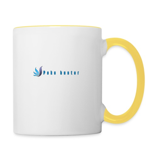 poke fan merch - Contrasting Mug