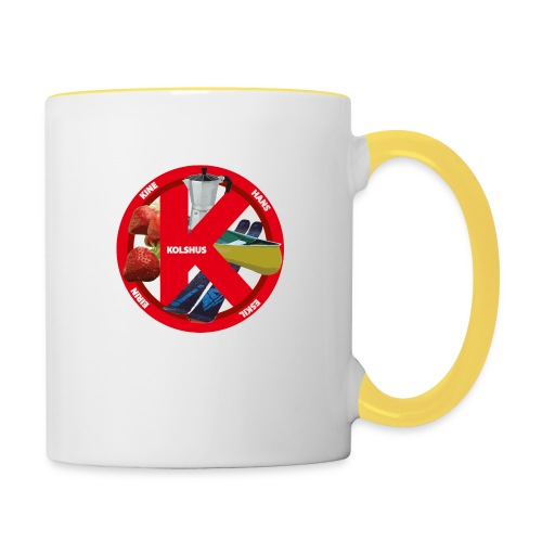 logoforeskil - Contrasting Mug