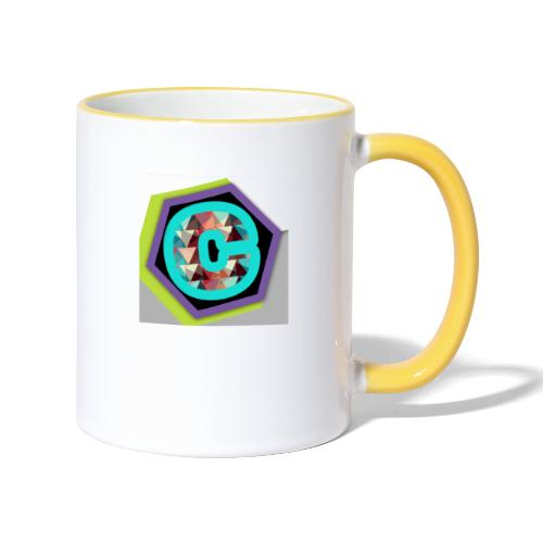 ChromaStreamt Merch Original! - Tasse zweifarbig