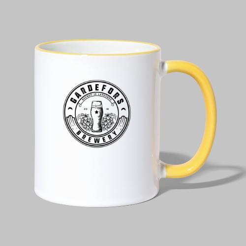 Gardefors Brewery - Tvåfärgad mugg