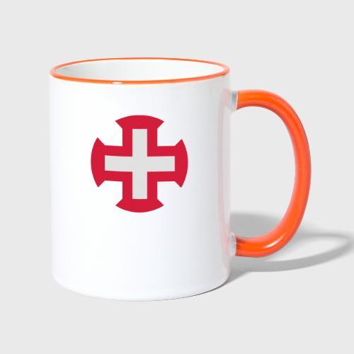 Croix du Portugal - Mug contrasté