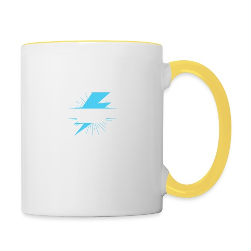 instantketoenergy - Tasse zweifarbig