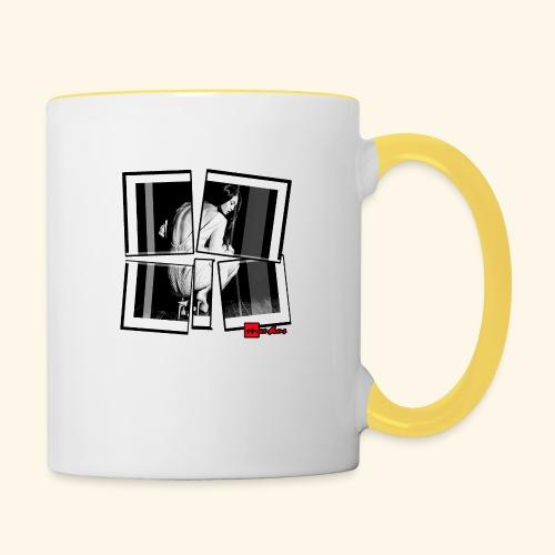 asia art 3 - Mug contrasté
