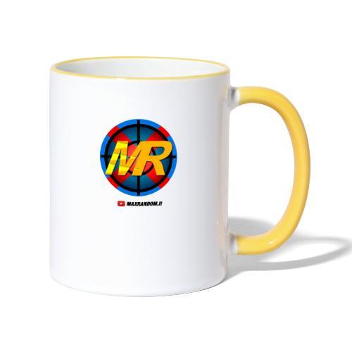 Logo MR - Tazze bicolor