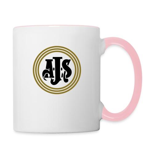 auto ajs circles 2c - Contrasting Mug