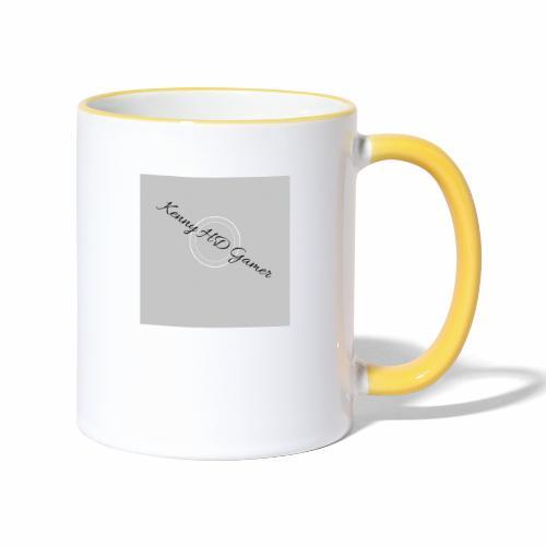 Kenny HD Gamer - Contrasting Mug