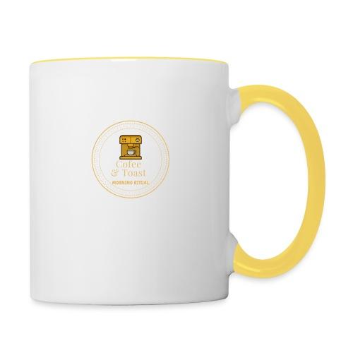 cofee - Mug contrasté