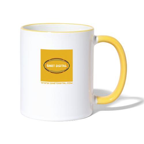 SINET DIGITAL - Mug contrasté