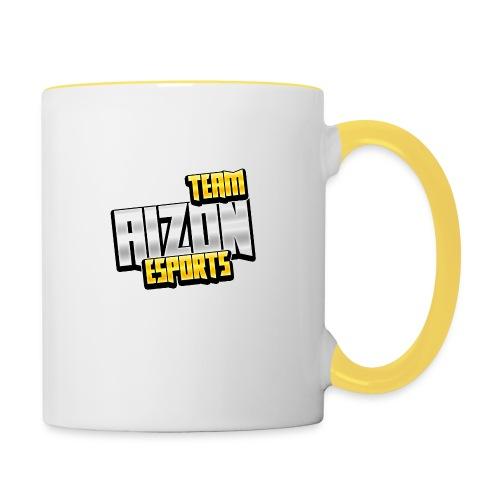 Aizon Shop - Tasse zweifarbig