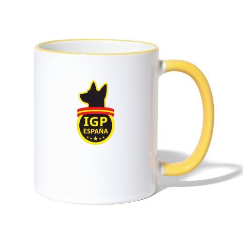 IGP España - Taza en dos colores