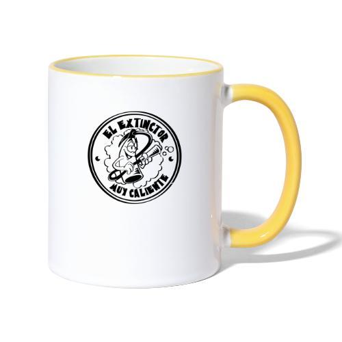 extinctor_1 - Mug contrasté