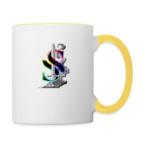 Solarian S Logo - Contrasting Mug