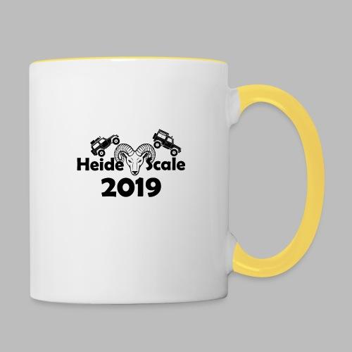 HeideScale 2019 - Tasse zweifarbig