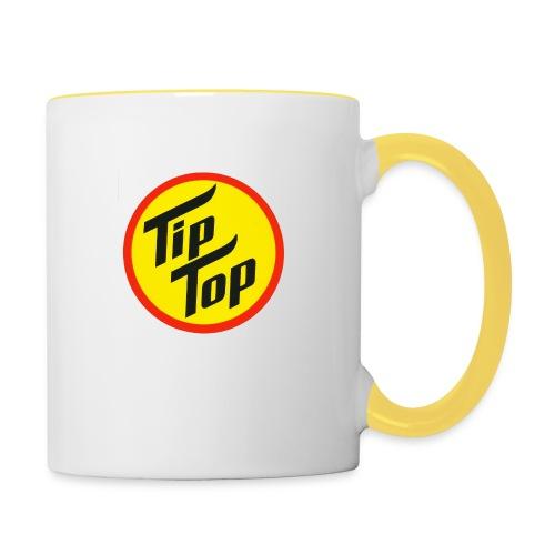Tip Top Skiwachs - Tasse zweifarbig