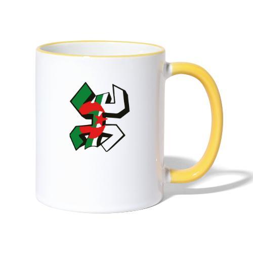 algérien - Mug contrasté