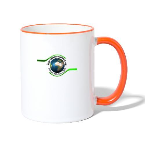 STOP5G - Contrasting Mug