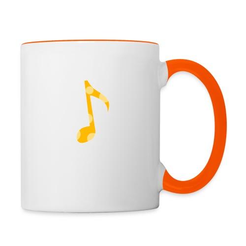 Basic logo - Contrasting Mug