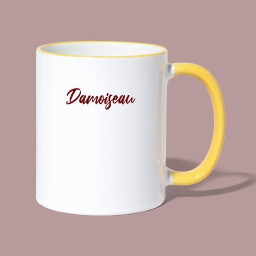 Damoiseau - Mug contrasté