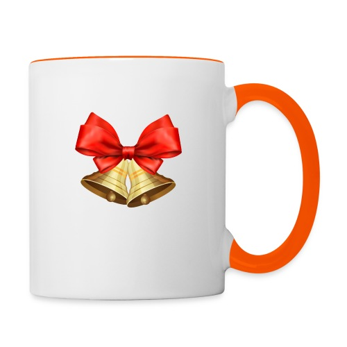 Pngtree christmas bell 3715872 - Taza en dos colores