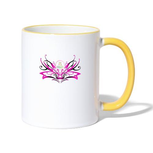 ButterFly MaitriYoga - Mug contrasté