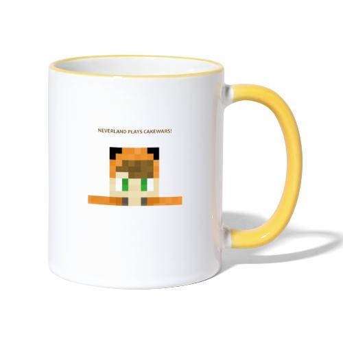 NeverLand Plays CakeWars - Contrasting Mug