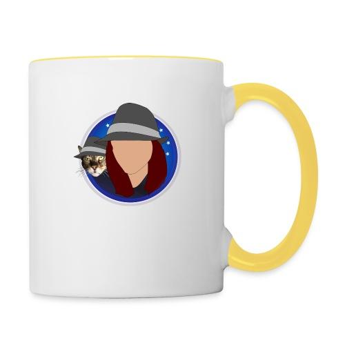 DiscoAndGeorge - Contrasting Mug