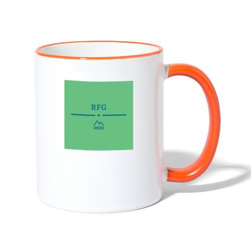 RFG merch logo 2 - Contrasting Mug